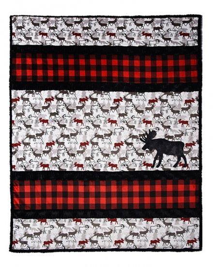 Sensational Strips Cuddle Kit - Moose