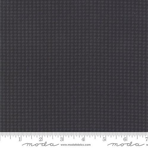 Farmhouse Flannels II by Moda - Iron Graphite 549106F-21