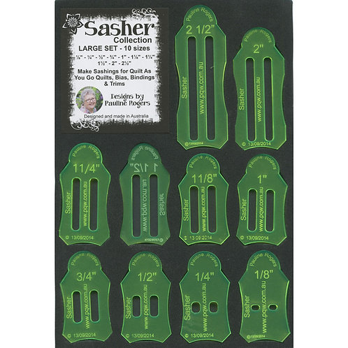 Sasher Set - Large