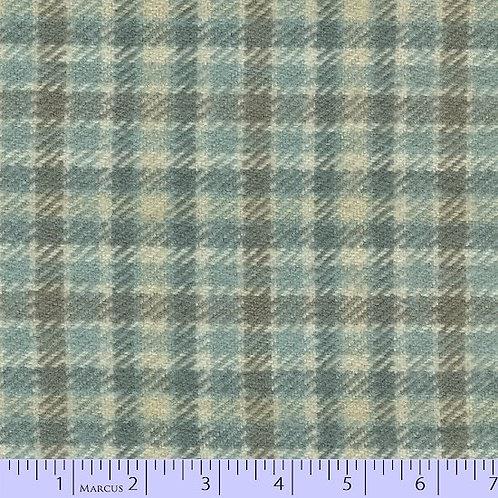 Primo Plaid Flannel Scarf Kit - Concrete - R09-U076-0121