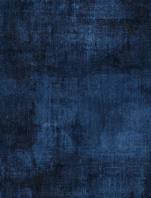 Essentials - Dry Brush by Wilmington Prints -  Dk Blue 1077-89205-499