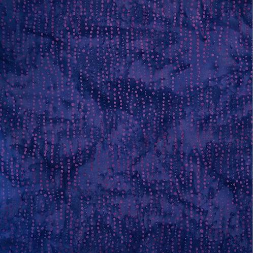 Twilight Flight Batik by Mirah- Blue Boat - TL-4-1469