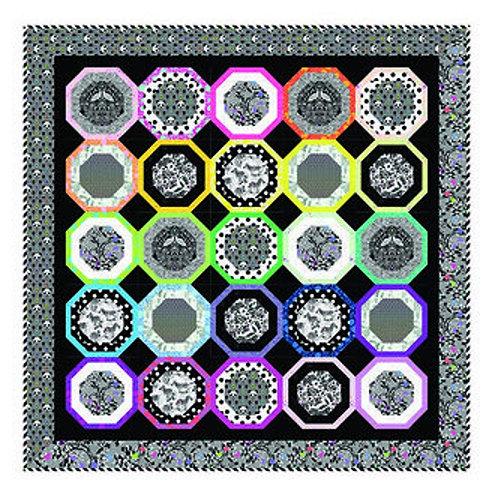 Daybreak Quilt Kit w/Linework by Tula Pink - KITQTTP