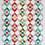 "Thumbnail: Paper Lanterns Quilt Pattern - 72""x104"""