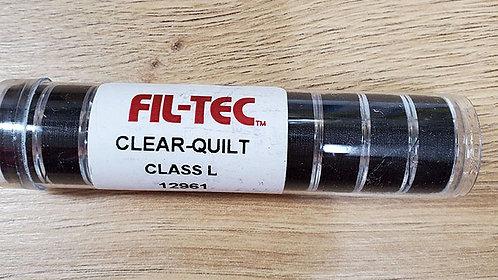 Fil-Tec Clear Quilt 10pk Bobbins - Black