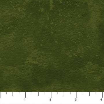 "Toscana Flannel 108"" - Dark Moss"