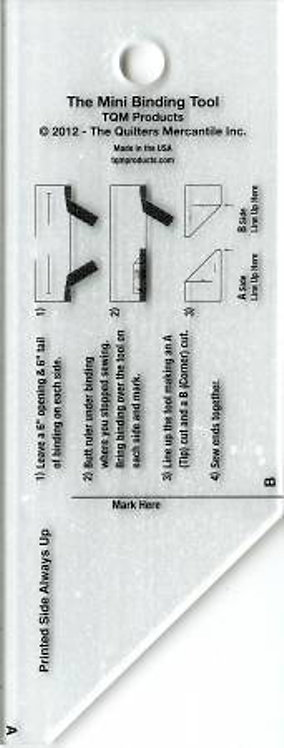 The Mini Binding Tool by TQM Products - TQM003