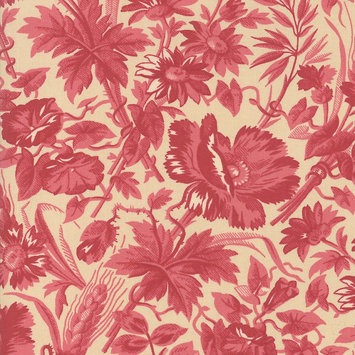 La Rose Rouge by French General for Moda - Oyster 513881-16