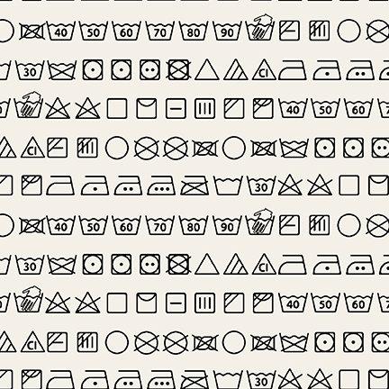 Loads of Fun - Laundry Symbols