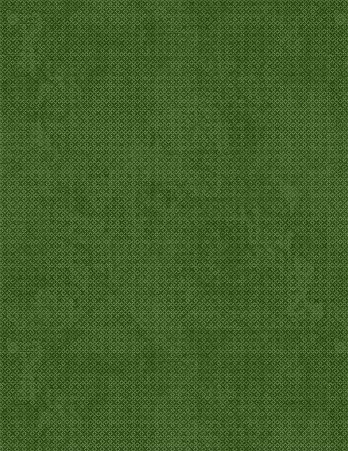 Essentials - Criss Cross by Wilmington - Holiday Green 85507-707