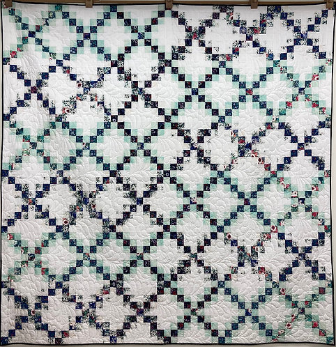"""Waterfall Quilt KIT -Aquarelle - 98""""x98"""" (binding included)"""