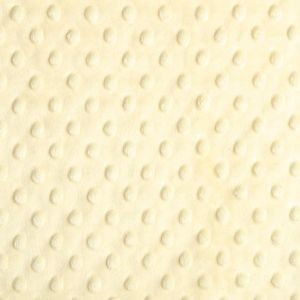 Dimple Cuddle - Shannon Fabric - Vanilla - SFDIMPVA