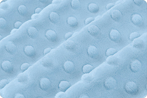 Dimple Cuddle - Shannon Fabric - Baby Blue - SFDIMPBB