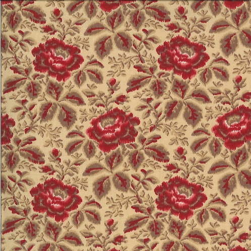 La Rose Rouge by French General for Moda - Oyster 513882-16