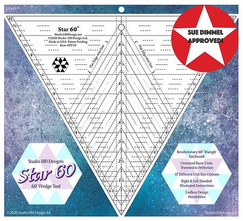 Studio 180 Designs - Star 60 Ruler