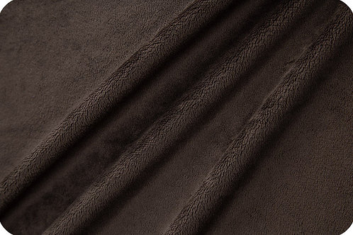 "Cuddle 3 xWide 90"" Shannon Fabric - Chocolate - SFCUD390CHO"