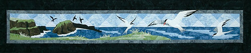 """Arctic Tern Laser Cut Kit - by Northern Threads - 10"""" X 58"""""""