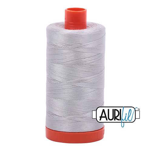 Aurifil Large Spool - 2615 - Aluminium