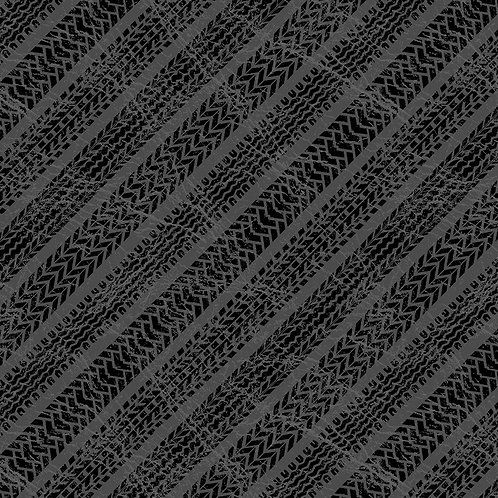 Born to Ride by Windham Fabrics - 52244 3-Black Tread