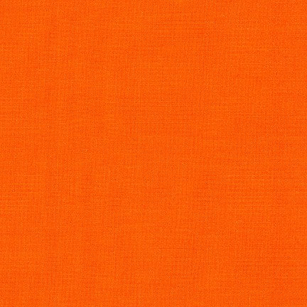 Kona Cotton Solids - Tangerine