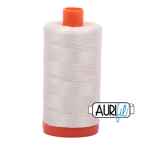 Aurifil Large Spool - 2309 - Silver White
