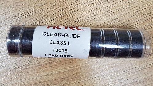 Fil-Tec Clear Glide 10pk Bobbins - Lead Grey