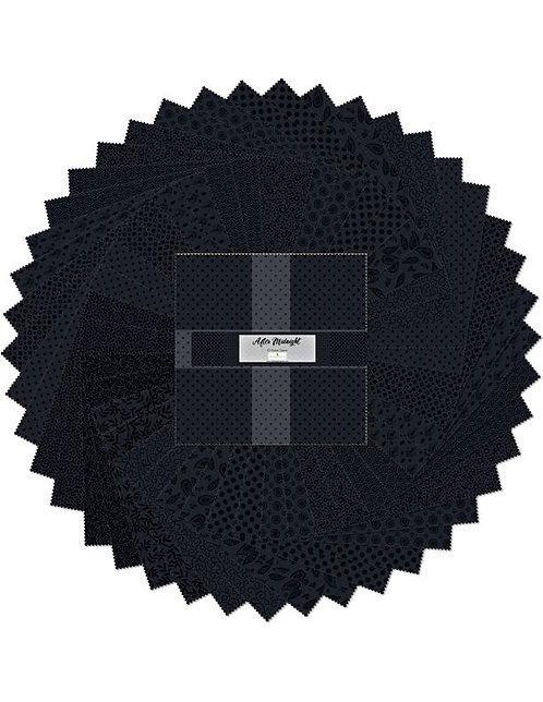 "10 Karat Essentials Gems by Wilmington - After Midnight 10"" Squares x 40 pc"