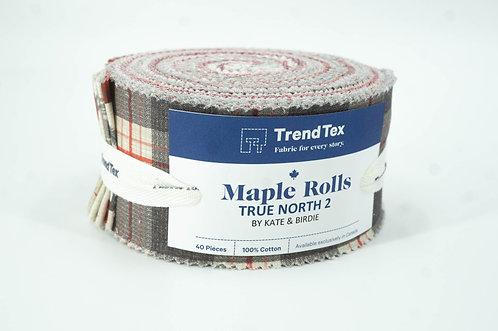 True North 2 by Moda - Maple Rolls (40 pc) MR513210