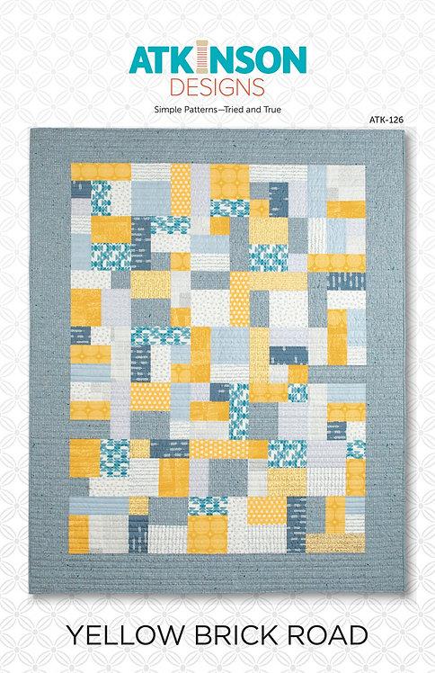 Yellow Brick Road Pattern by Atkinson Designs ATK-126