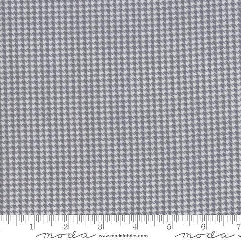 Farmhouse Flannels II by  Moda - Cream Graphite 549106F-17