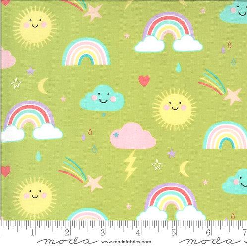 Hello Sunshine by Abi Hall for Moda - Grass 535352-18