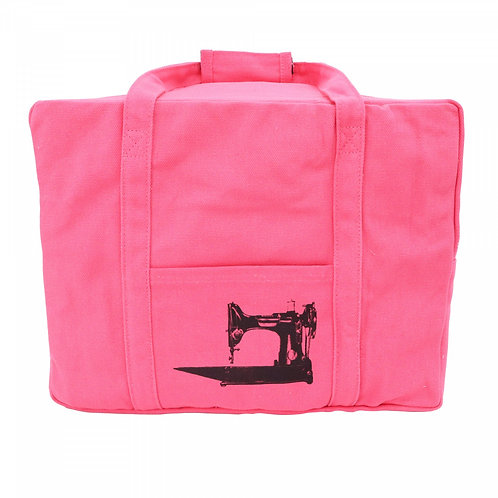 Featherweight Tote Case for Vintage Sewing Machine - Pink