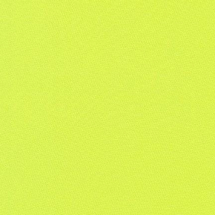 Kona Cotton Solids - Key Lime