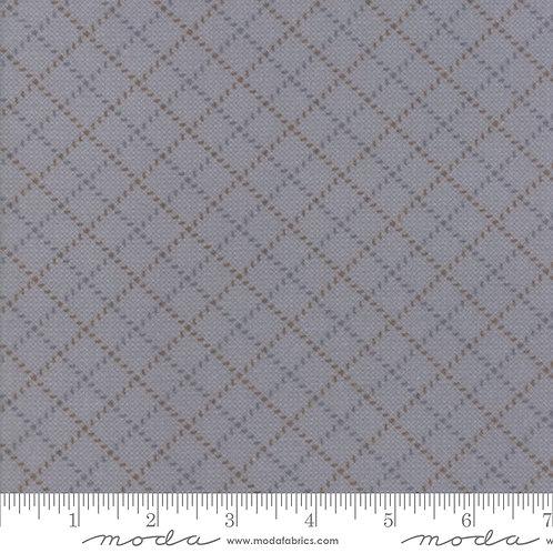 Farmhouse Flannels II by Moda - Steel 549105F-12