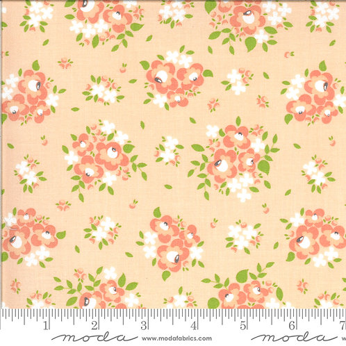 Apricot & Ash by Corey Yoder for Moda - Baby's Breath 529102-15
