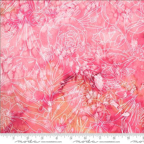 Moody Bloom by Create Joy Project for Moda - Fuchsia 58447D-13