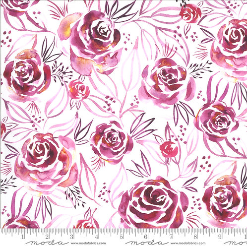 Moody Bloom by Create Joy Project for Moda - Magenta 58443D-11
