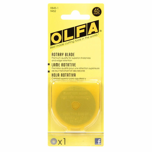 OLFA 45mm Rotary Blade (single)