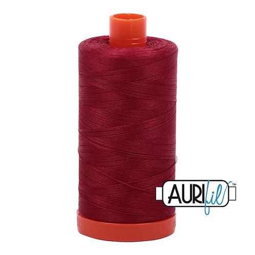 Aurifil Large Spool - 1103 - Burgundy