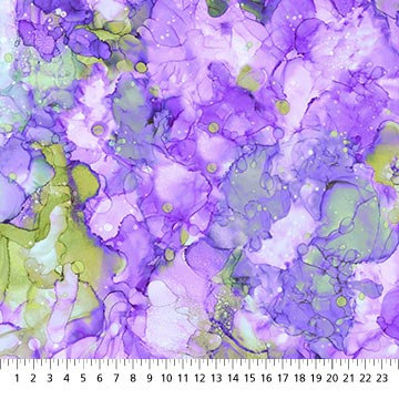 Bliss Bold & Bright by Northcott - Lilac Mist DP23888-82