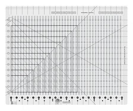 Non-Slip Stripology Ruler XL