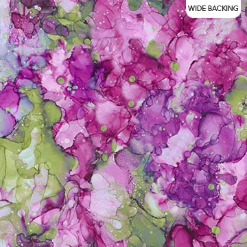 Bliss Bold & Bright WIDEBACK by Northcott - Temptation B23888-28