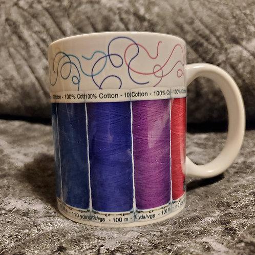 Spools Mugs