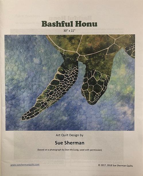 Bashful Honu Pattern