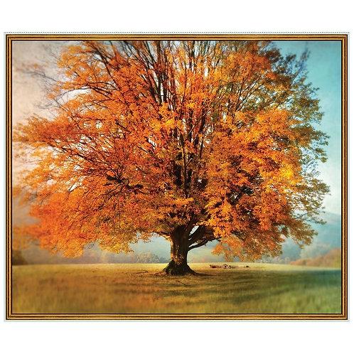 Artworks X Large Autumn Tree - Panel