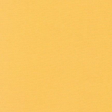 Kona Cotton Solids - Daffodil