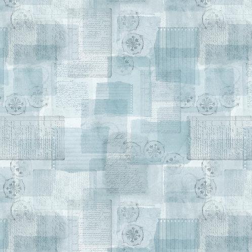 Forest Study by Susan Winget - Wilmington - Blue Parchment 39669-444