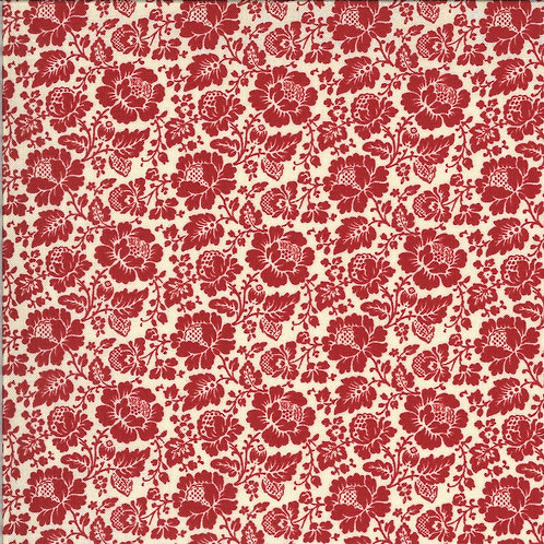 La Rose Rouge by French General for Moda - Pearl Rouge 513884-15