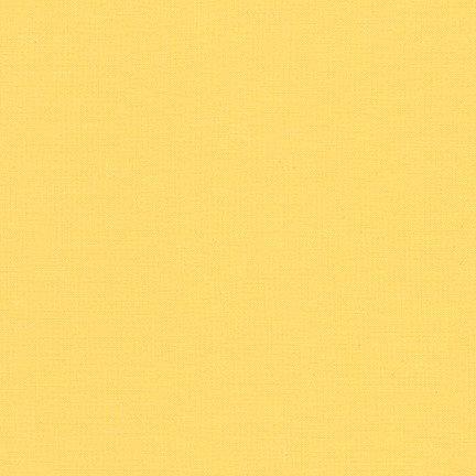Kona Cotton Solids - Buttercup