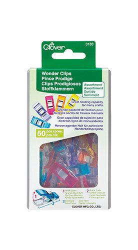 Wonderclips - 50 Pack